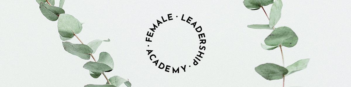 Female Leadership Academy Logo Panorama