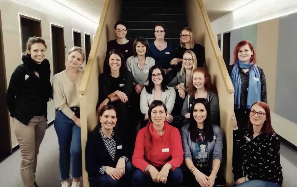 Frauenrunde des Female Leadership Meetup in Jena