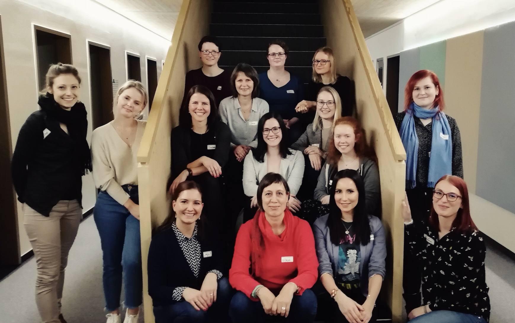 Frauenrunde des Female Leadership Meetup in Jena
