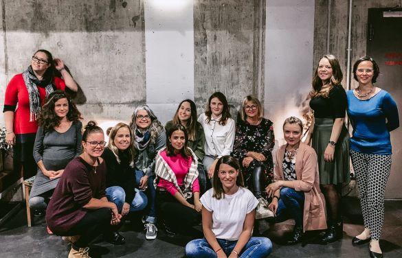 Frauenrunde des Female Leadership Meetup in München