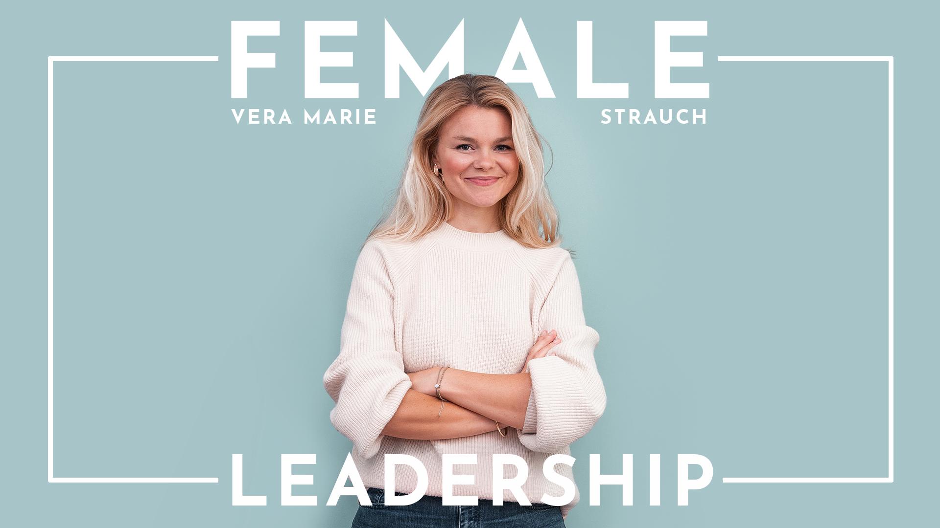 Live Podcast zum Thema Selbstbewusstsein von Vera Strauch und der Female Leadership Academy