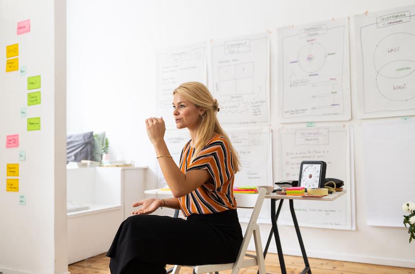 Gehalt verhandeln Webinar der Female Leadership Academy