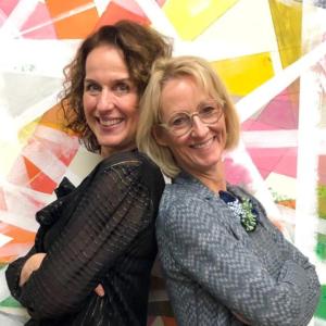 Christiane Hassis & Angela Nelissen