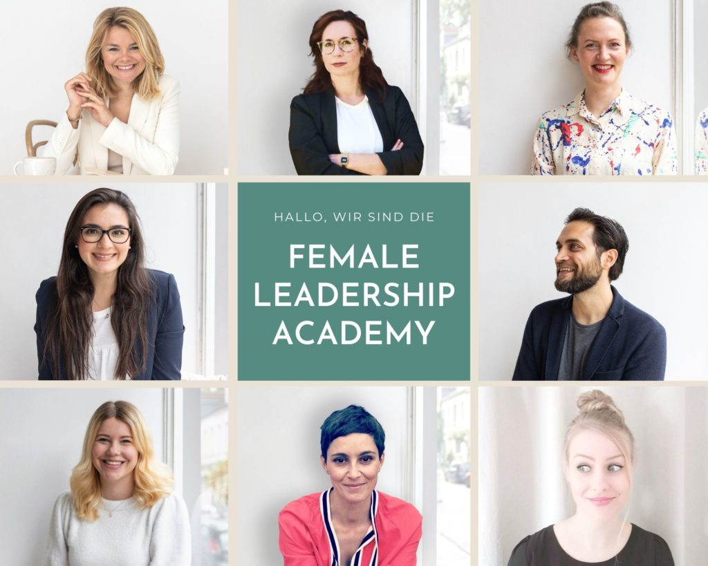 Team der Female Leadership Academy